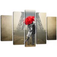 Романтика - Модульная картина арт. 767