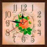 Часы-картинаЧасы-картина Часы 21x21 - Часы 21x21 F15