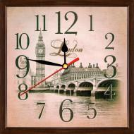 Часы-картинаЧасы-картина Часы 21x21 - Часы 21x21 F16