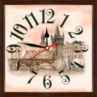 Часы-картинаЧасы-картина Часы 21x21 - Часы 21x21 F17