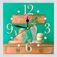 Часы-картинаЧасы-картина Часы 21x21 - Часы 21x21 F21