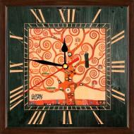 Часы-картинаЧасы-картина Часы 21x21 - Часы 21x21 F25