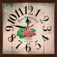Часы-картинаЧасы-картина Часы 21x21 - Часы 21x21 F3