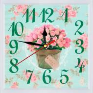 Часы-картинаЧасы-картина Часы 21x21 - Часы 21x21 F30