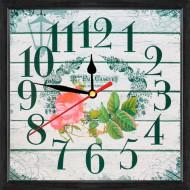 Часы-картинаЧасы-картина Часы 21x21 - Часы 21x21 F9