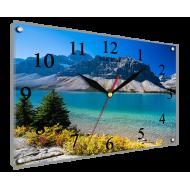 Часы-картинаЧасы-картина Часы 25х35 под стеклом - Часы - картина под стеклом К888