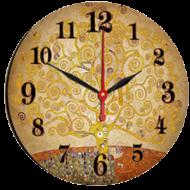 Картина-сувенир - Часы - картина арт. 19