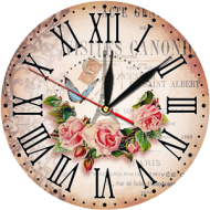 Часы-картинаЧасы-картина круглые 30 см - Часы - картина арт. 9