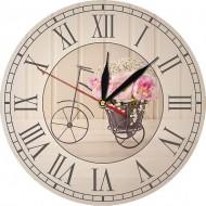 Картина-сувенир - Часы - картина арт. а26