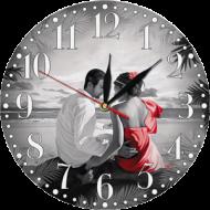 Картина-сувенир - Часы - картина арт. а35