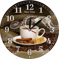 Картина-сувенир - Часы - картина арт. а45