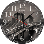 Картина-сувенир - Часы - картина арт. a48