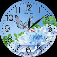 Часы-картинаЧасы-картина Круглые часы 30 - Часы - картина арт. а56