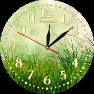Часы-картинаЧасы-картина Круглые часы 30 - Часы - картина арт. а65