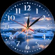 Часы-картинаЧасы-картина Круглые часы 30 - Часы - картина арт. а66