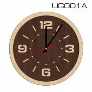 Дизайнерские часыНастенные часы Office collection - UG001A
