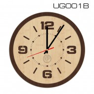 Дизайнерские часыНастенные часы Office collection - UG001B