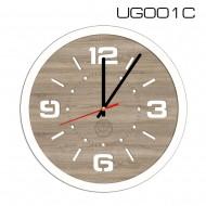 Дизайнерские часыНастенные часы Office collection - UG001C
