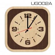 Дизайнерские часыНастенные часы Office collection - UG002A