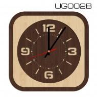 Дизайнерские часыНастенные часы Office collection - UG002B