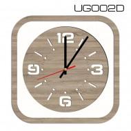 Дизайнерские часыНастенные часы Office collection - UG002D