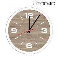 Дизайнерские часыНастенные часы Office collection - UG004C