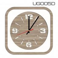 Дизайнерские часыНастенные часы Office collection - UG005D