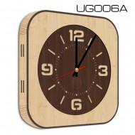 Дизайнерские часыДизайнерские часы Корпусные часы - UG006A