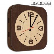 Дизайнерские часыДизайнерские часы Корпусные часы - UG006B