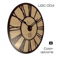 Дизайнерские часыДизайнерские часы Classic collection 45x45см - UGC004B