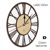 Дизайнерские часыДизайнерские часы Classic collection 45x45см - UGC004D