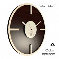 Дизайнерские часыНастенные часы Loft collection 30x30см - Настенные часы UGT001A