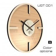 Дизайнерские часыНастенные часы Loft collection 30x30см - Настенные часы UGT001B