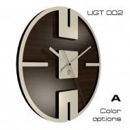 Дизайнерские часыНастенные часы Loft collection 30x30см - Настенные часы UGT002A