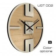Дизайнерские часыНастенные часы Loft collection 30x30см - Дизайнерские часы UGT002B
