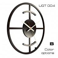 Дизайнерские часыНастенные часы Loft collection 30x30см - Дизайнерские часы UGT004B