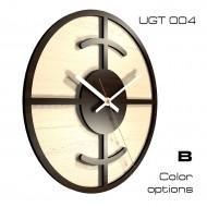 Дизайнерские часыДизайнерские часы Loft collection 30x30см - UGT004Bi