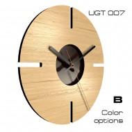 Дизайнерские часыНастенные часы Loft collection 30x30см - Дизайнерские часы UGT007B