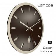 Дизайнерские часыНастенные часы Loft collection 30x30см - Дизайнерские часы UGT008B