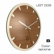Дизайнерские часыНастенные часы Loft collection 30x30см - Дизайнерские часы UGT009B