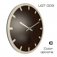 Дизайнерские часыНастенные часы Loft collection 30x30см - Дизайнерские часы UGT009C