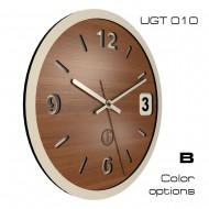 Дизайнерские часыНастенные часы Loft collection 30x30см - Дизайнерские часы UGT010B