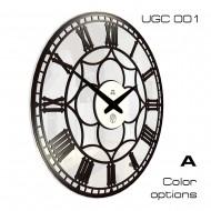 Картина-сувенир - Настенные классические часы UGC001A
