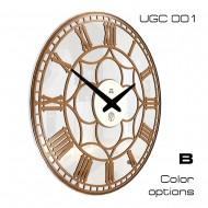 Картина-сувенир - Настенные классические часы UGC001B