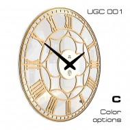 Картина-сувенир - Настенные классические часы UGC001C