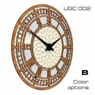 Картина-сувенир - Настенные классические часы UGC002B
