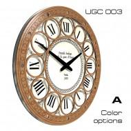 Картина-сувенир - Настенные классические часы UGC003A