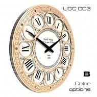Картина-сувенир - Настенные классические часы UGC003B