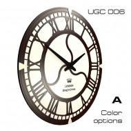 Дизайнерские часыДизайнерские часы Classic collection 45x45см - UGC006A