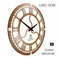 Дизайнерские часыДизайнерские часы Classic collection 45x45см - UGC006B